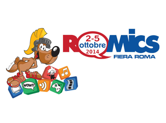 Romics Ottobre 2014